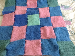 Holiday at Home Summer 2015 - Blanket for Armenia
