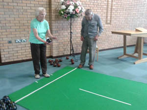 Holiday at Home Summer 2015 - indoor bowls