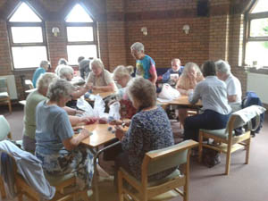 Holiday at Home Summer 2015 - Crochet workshop