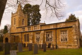 St Peter & St Paul Church, Great Bowden
